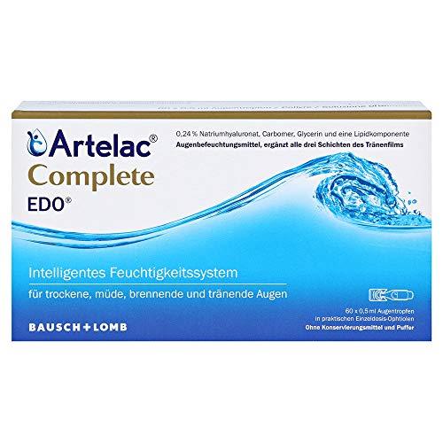 Artelac Complete EDO Augentropfen, 60X0.5 ml