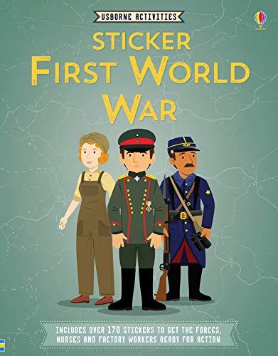 Reid, S: Sticker First World War (Sticker Dressing)