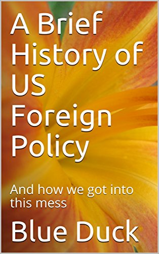 A Brief History of US Foreign Policy: And how we got into this mess (English Edition)