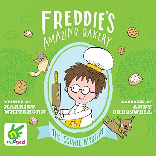 Freddie's Amazing Bakery: The Cookie Mystery cover art