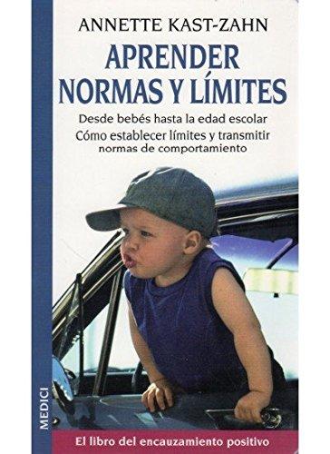 APRENDER NORMAS Y LIMITES (NIÑOS Y ADOLESCENTES)