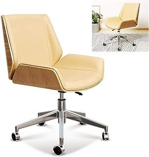 XINKO Silla de Oficina Moderna de Boss, Silla de Escritorio para computadora de Estudio en casa, Silla giratoria de Silla nórdica para Juegos