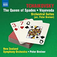 Queen of Spades - Suite Voyevoda - Suite (Arr. Pet