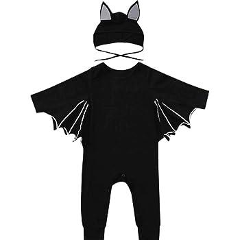 Miyanuby Niño Bebé Niños Niñas Disfraz de Cosplay de Halloween ...