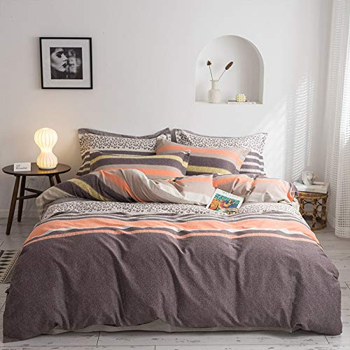 Verdichten de reeks strikken van katoen, warm, vier lichtseries 's morgens, bed met 1,8 m lengte.