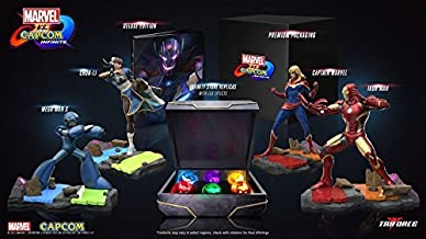 Marvel vs. Capcom: Infinite Collector's Edition - XBOX ONE [video game]