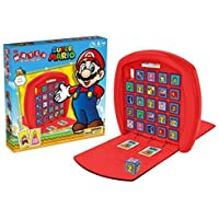 Super Mario Match The Crazy Cube Game