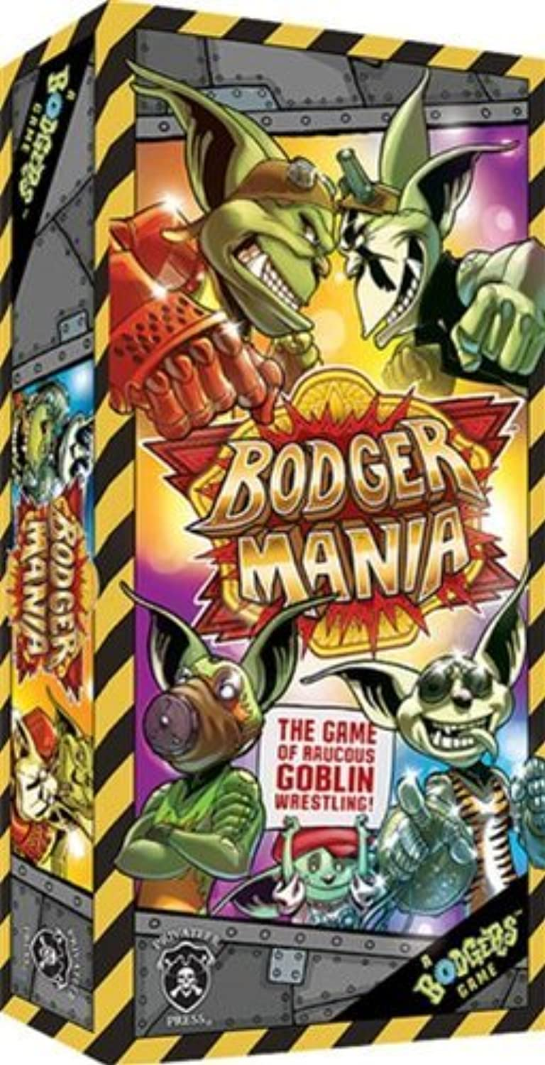 Bodgermania Board Game by Privateer Press