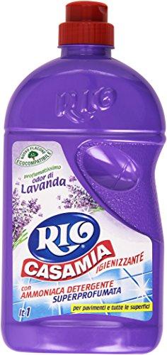 Rio – Nettoyant Odor de lavande, pour sols et toutes les surfaces – 1000 ml