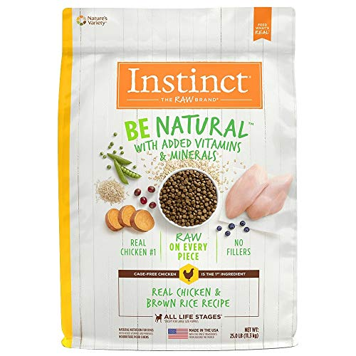 Pienso Para Perro Nature  marca Instinct Be Natural