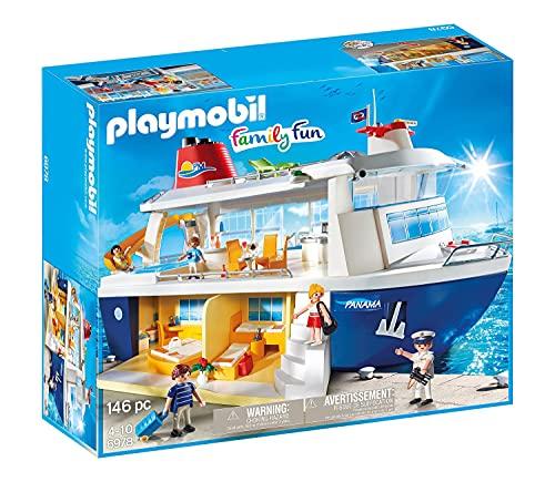 Playmobil Crucero  Playset Miscelanea