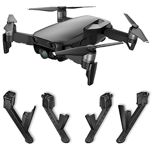 Arzroic DJI Mavic Air Landing Gear Leg Extensions Height Extender Accessories (1 Set)