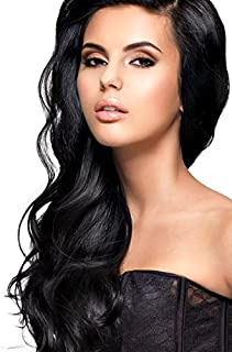 Natural VirginBrazilian Hair 18'-100% Human Hair