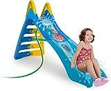 INJUSA Tobogán My First Slide de Agua para niños a Partir de 2 años, Color Azul y Amarillo (2002)