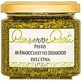 Pesto di finocchietto selvatico dell'Etna in olio...