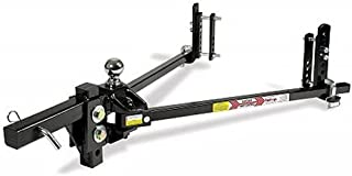 Equal-i-zer 4-point Sway Control Hitch, 90-00-1200, 12,000 Lbs Trailer Weight Rating, 1,200 Lbs Tongue Weight Rating, Weig...