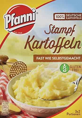 Pfanni Stampfkartoffeln, 6er Pack á 3x2 Portionen (6 x 183g )