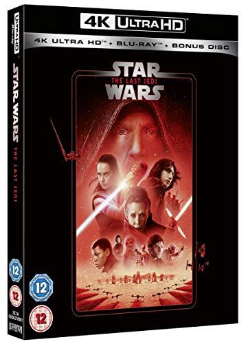 Star Wars Last Jedi UHD 2020 [Blu-ray]
