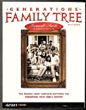 Generations Family Tree Software. Grande Suite Version 6.0 (User's Guide Only)