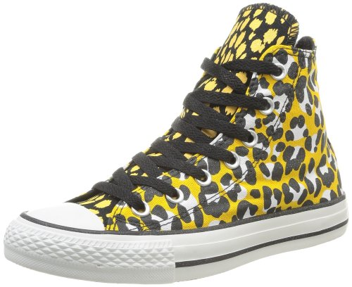 Converse Chuck Taylor All Star 308440-50-15, Unisex - Erwachsene Sneakers, Gold - Or (Or Noir15), EU 36