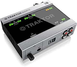 Native Instruments: Traktor Scratch A6