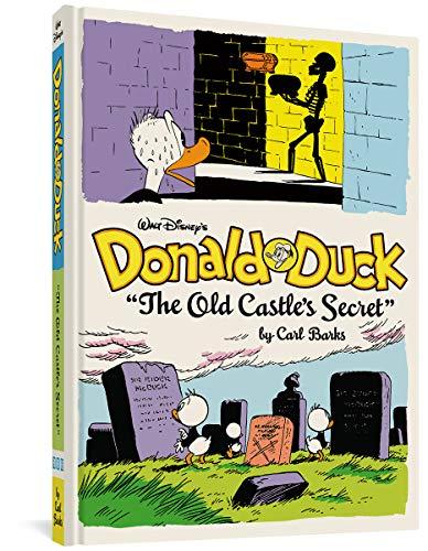 Walt Disney's Donald Duck: The Old Castle's Secret