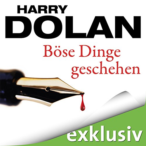 Böse Dinge geschehen (David Loogan 1) audiobook cover art