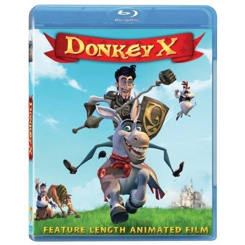 Donkey X [Reino Unido] [Blu-ray]