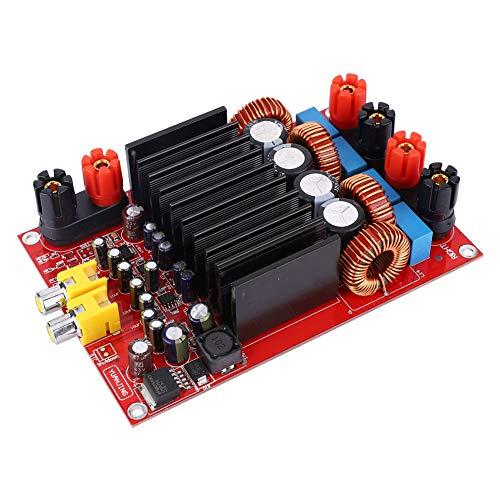 Tablero del amplificador de poder, tablero de amplificador de audio hecho plástico de 65mA DC50V