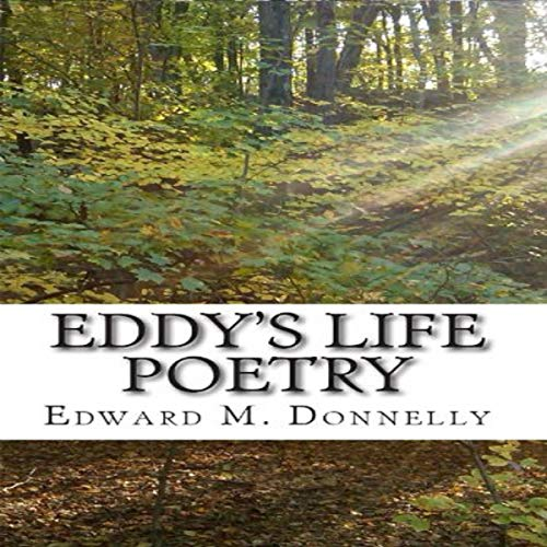 Eddy's Life Poetry audiobook cover art
