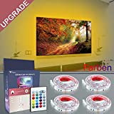 LED TV Hintergrundbeleuchtung, RGB 5050 2M USB LED Strip, LED Fernseher Beleuchtung, LED Streifen...