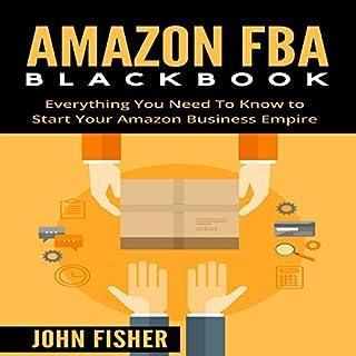 Amazon FBA Blackbook cover art
