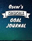Oscar's Goal Journal: Starry Background Goal Book / Notebook / Journal / School Gift for Oscar / Diary / Unique Greeting Card Alternative