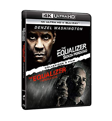 Equalizer Collection (2 Blu-Ray 4K Ultra HD+2 Blu-Ray) [Italia] [Blu-ray]