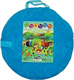 NUBUNI Tunnel XL 180 cm. : Tunnel Kinder : Kriechtunnel : Krabbeltunnel für Kinder : Spieltunnel Kind : Krabbeltunnel Baby : Kinder Tunnel : Kinder Höhle : Krabbeltunnel - 5