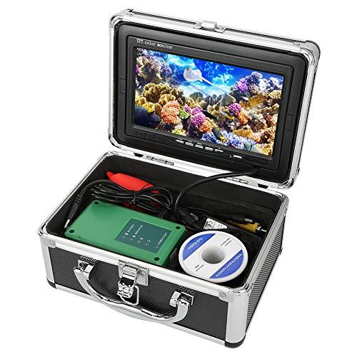 HD en Tiempo Real IP68 Impermeable multidireccional 164 pies 1000 TVL cámara de Video de Pesca buscador de Peces(European regulations)
