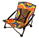 Best Festival Chairs - Crazy Creek Products Quad Beach/Festival Chair, Tie-Dye...NEW Review