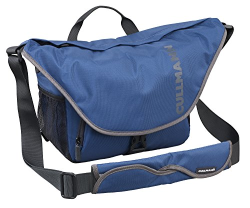 CULLMANN Madrid Sports Maxima 125+ Bolsa para cámaras/Tableta 230 x 150 x 90 mm Azul Oscuro/Gris