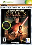 xbox old - Star Wars Knights of the Old Republic - Xbox (Renewed)