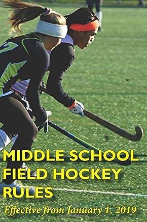 Middle School Field Hockey Rules