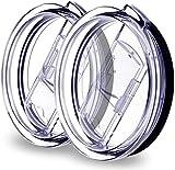 KETAR 2 pack Universal 30 oz tumbler Lids...