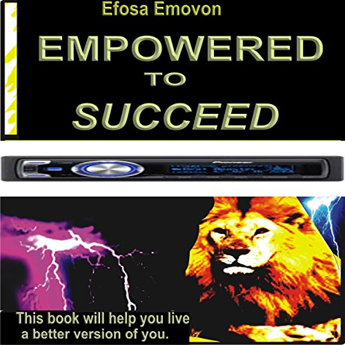 Empowered to Succeed audiobook cover art