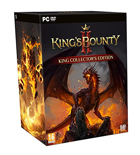 King's Bounty II - King Collector's Edition - Collector's - PC