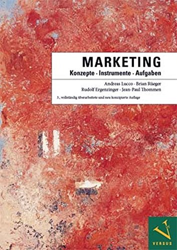 Marketing: Konzepte · Instrumente · Aufgaben