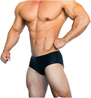 Classic Physique Shiny Trunks Classic Bodybuilding Suit Competition Suit Posing Suit Trunks