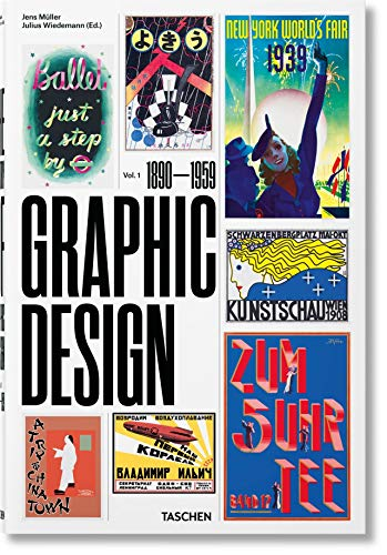 The History of Graphic Design. Vol. 1. 1890–1959