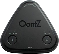 OontZ Bluetooth Adapter, Wireless Bluetooth Transmitter, TV Audio, Low Latency, 66 Ft Wireless Range, Works with OontZ Angle 3 RainDance, OontZ Angle 3 Ultra & OontZ Angle 3XL Ultra Bluetooth Speakers