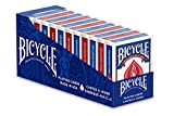 Bicycle Standard Playing Cards 12 Pack