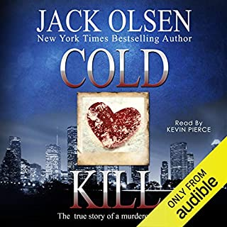 Cold Kill audiobook cover art