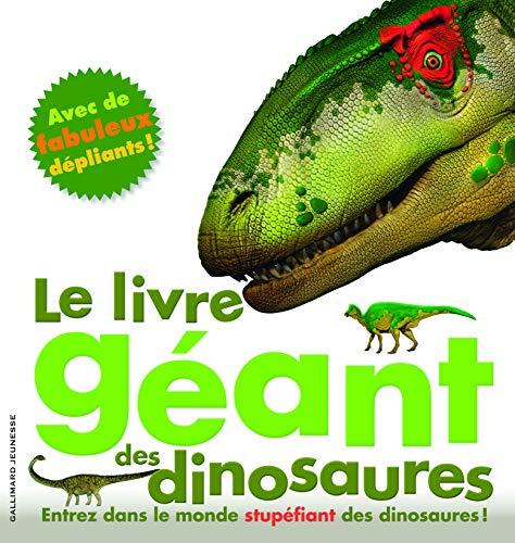 livre dinosaure